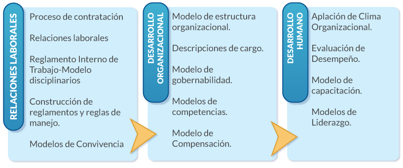 Outsorcing gestion humana